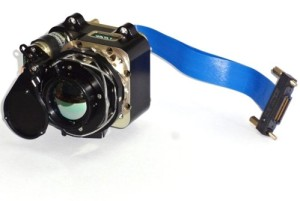 TVS thermal camera for EVS